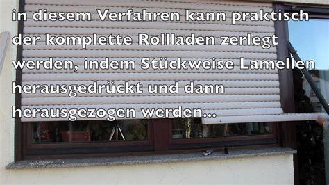 Rolladen Reparieren Wickler 6116 by Rolladen Ausgeh 228 Ngt