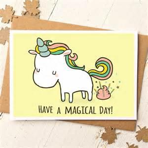 unicorn card birthday card unicorn birthday card