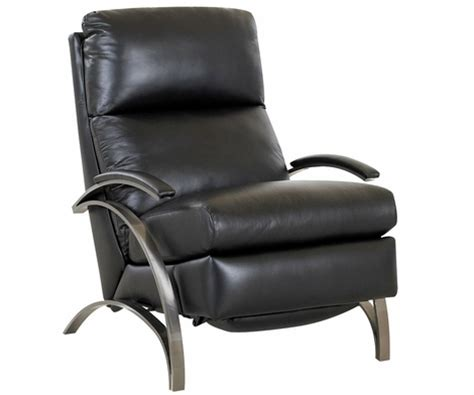 European Design Designer Leather Armchair European Leather Reclining Chairs Chairs Seating