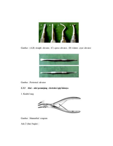 Tang Cabut Sisa Akar 165083643 alat alat ekstraksi