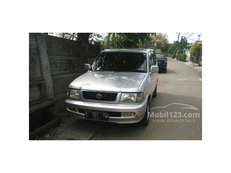 Toyota Kijang Kapsul Lgx 2001 jual mobil toyota kijang 2001 lgx 1 8 di dki jakarta