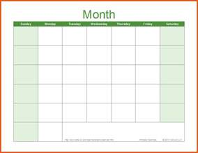 blank monthly calendar template word search results for printable blank cover letter