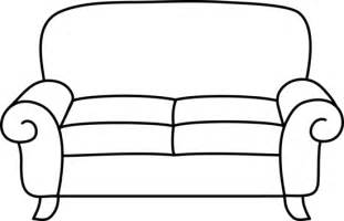3 Seater Recliner Sofa Sofa Coloring Page Free Clip Art