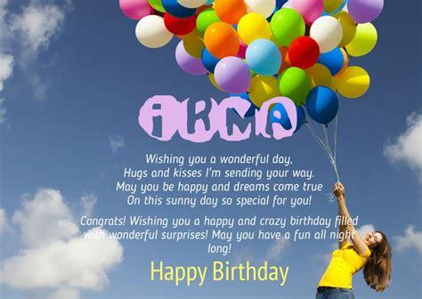 imagenes de happy birthday irma birthday congratulations for irma