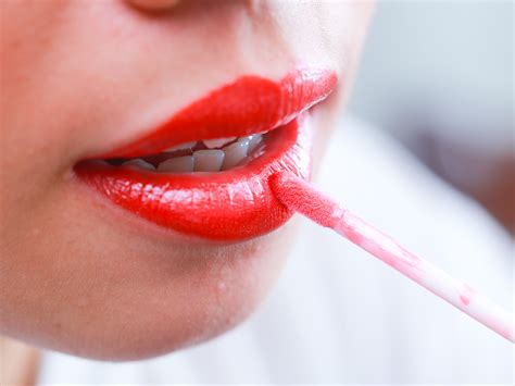 lip color how to apply lip color 7 steps with pictures wikihow