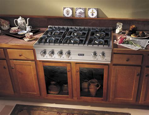 Five Star Cooktops 36 Inch Gas Cooktops Acton Woodworks