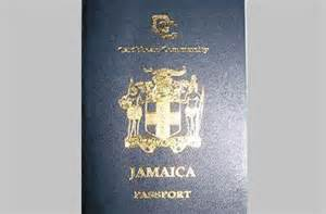 Jamaican Passport Office by Canadian Company To Print 75 000 Jamaican Passports