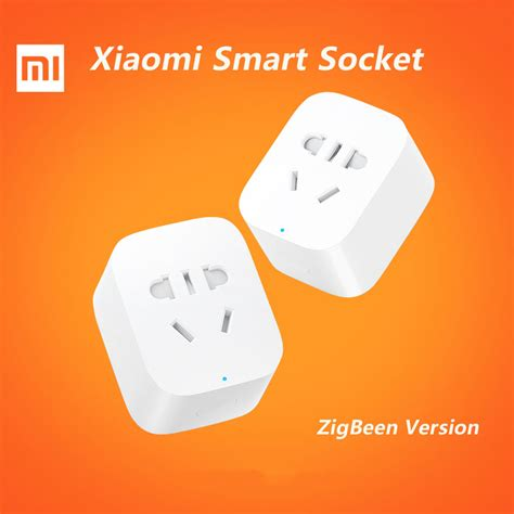 Xiaomi Smart Socket With Wifi Wireless Remote original xiaomi mi mijia zigbee smart socket wifi wireless remote intelligent eu us uk