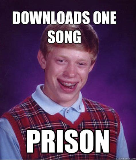 the best of the bad luck brian meme