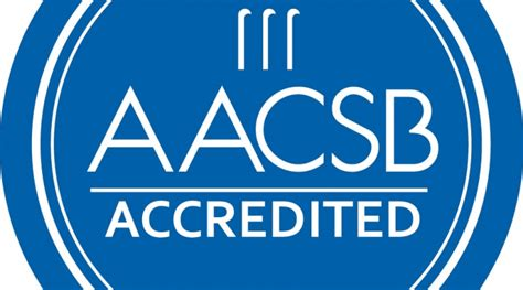 Accredited Mba by What Is Aacsb Accreditation Master Of Business