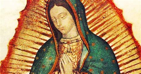 imagen de la virgen de guadalupe que esta en la basilica 3 cosas que seguramente no sab 237 as sobre la virgen de