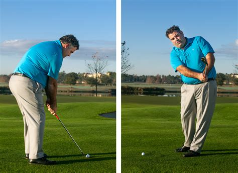 open stance golf swing anti fundamentals of the short game golf tips magazine