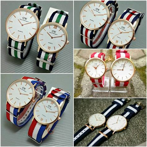 Daniel Willington Set 1 jual jam tangan daniel wellington set debora collections