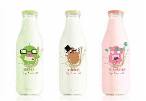 design of milk bottle 30 creative milk bottle designs design swan