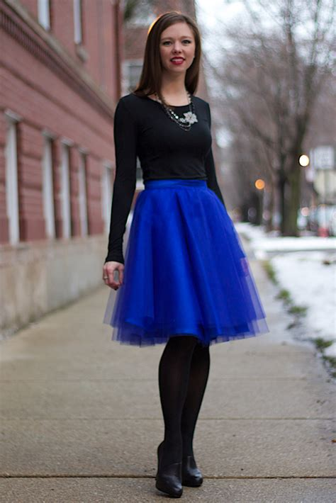 tulle and twirling style sidebar