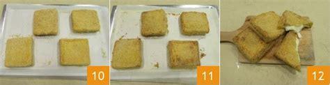 ricette mozzarella in carrozza al forno ricetta mozzarella in carrozza al forno la ricetta di