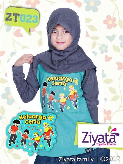 Baju Anak Seelan Anak Kaos Anak baju kaos ayah ibu dan anak kaos anak perempuan ziyatazt023