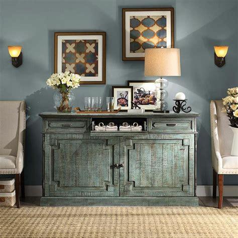 blue green gray buffet table recent acquisitions pinterest