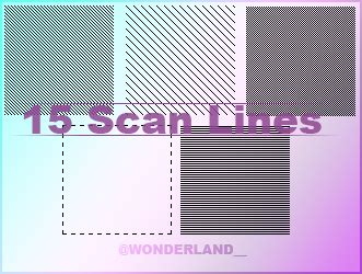 scan line pattern photoshop scan lines by foxxie chan on deviantart