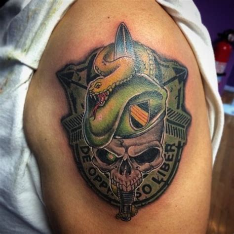 special forces tattoos 50 best design ideas