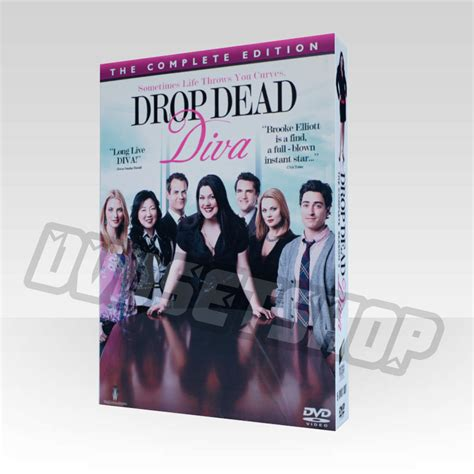 seasons of drop dead drop dead season 2 dvd boxset