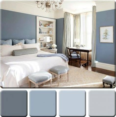 Bedroom Color Schemes Blue Gray Home Design Ideas 2016 Bedroom Color Schemes