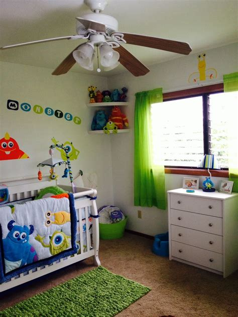Monsters Inc Nursery Decor 17 Best Images About Ideas 4 Lucas S Baby Nursery On Pinterest Baby Rooms Monsters Inc Baby