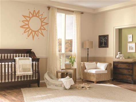 sherwin williams baby room colors gender neutral nursery color schemes to try at home today
