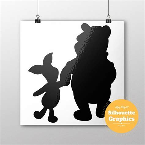 imágenes de winnie pooh imágenes winnie the pooh silhouette www pixshark com images
