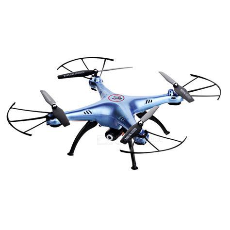 Drone Syma X5hc syma x5hc 1 de 4 canales rc drone quadcopter con la c 225 mara 2 0mp hd azul gastos de env 237 o