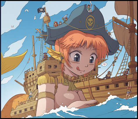 anime vire girl welcome aboard the becky by karbo on deviantart