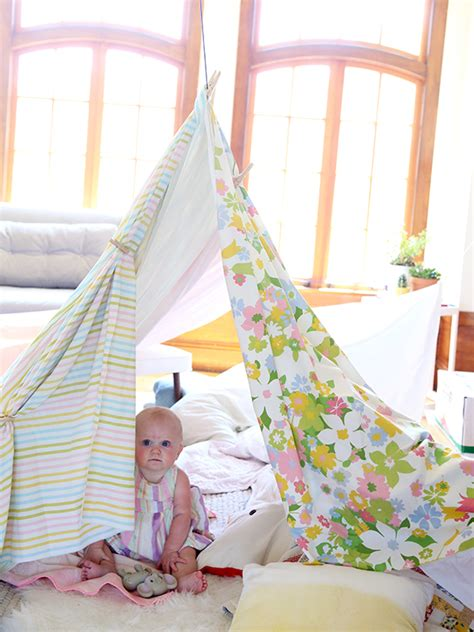 Living Room Fort Kit How To Build A Living Room Fort Say Yes