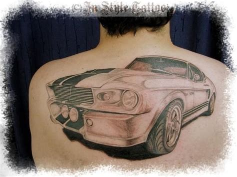 ford mustang tattoo best 25 mustang ideas on ford