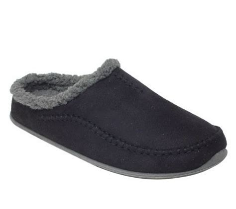 nordic slippers mens deer stags s clog slippers nordic page 1 qvc
