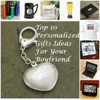 5 types of gift items for your boyfriend