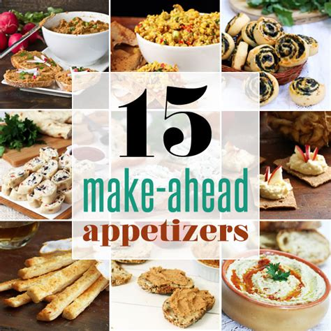 pictures on easy make ahead christmas appetizers easy