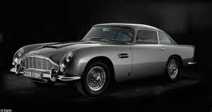 1960 Aston Martin Db5 Speedback New Supercar Unveiled Daily Mail