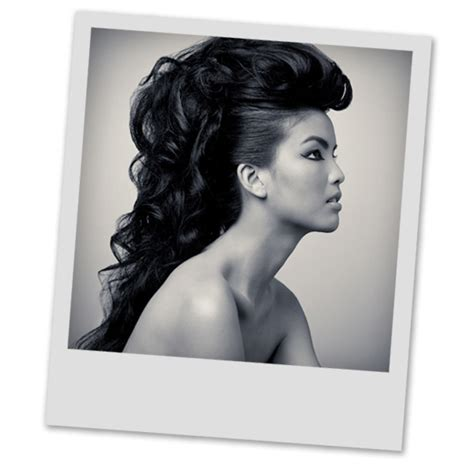mohawk hair long in the front hairstyle mohawk hairstyles beauty
