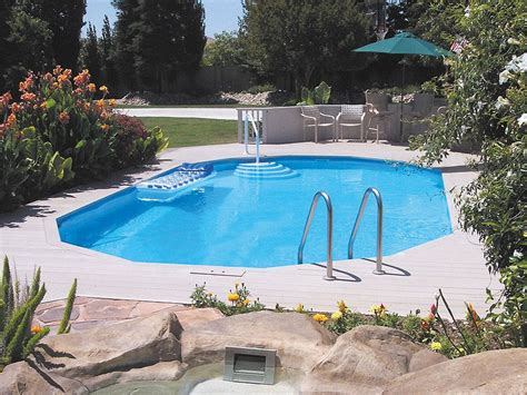 ground doughboy pool   cost
