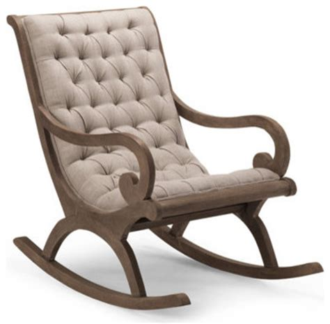 Armchair Rocking Chair by Grayson Rocker Chair Traditional Rocking Chairs By
