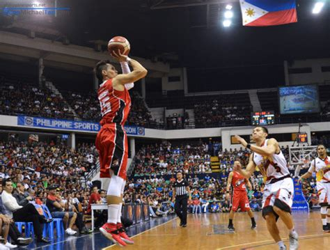Mba Player Pilipinas by Dondon Hontiveros Retires From The Pba After 17 Years