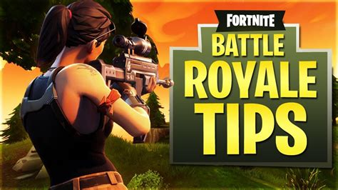 [Fortnite Battle Royale] Tips to ALWAYS Win   YouTube