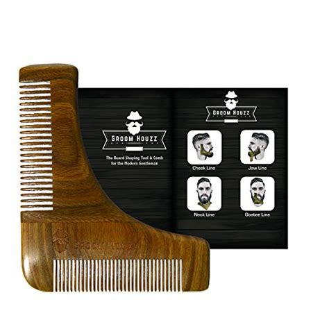 goatee trimming template 24 top hair trimmers