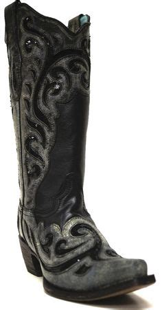 Sepatu Heels Boot Coboy Black N 1000 images about cowboy boots on
