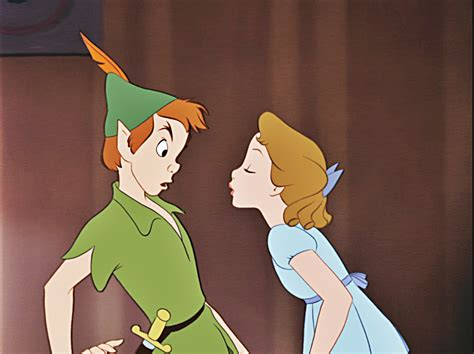 peter pan en los from childhood to adulthod with disney the revolution