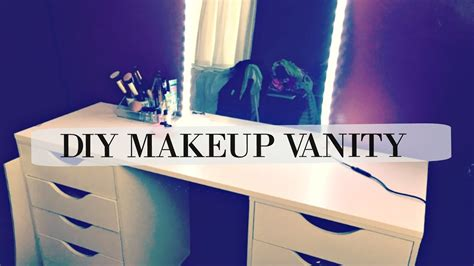 make up vanity hocker affordable diy makeup vanity