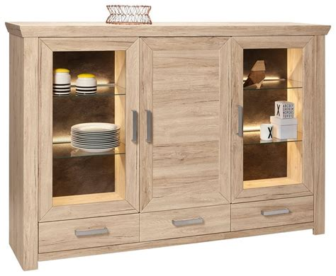 One Set 184 set one by musterring highboard 187 york 171 typ 57 san remo