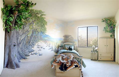 Wall Mural Designs Ideas 3 d murals gallery