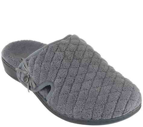 ortho slippers vionic by orthaheel adilyn orthotic slippers ebay