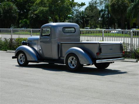 Auto Roll by 1939 Chevrolet 1 2 Ton Sbc Small Block Auto Roll
